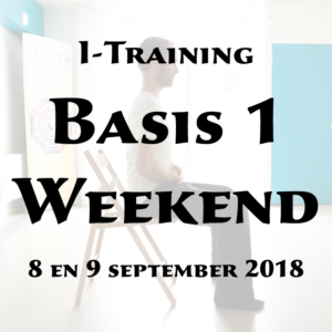 I-Training Basis 1 Weekend 2018