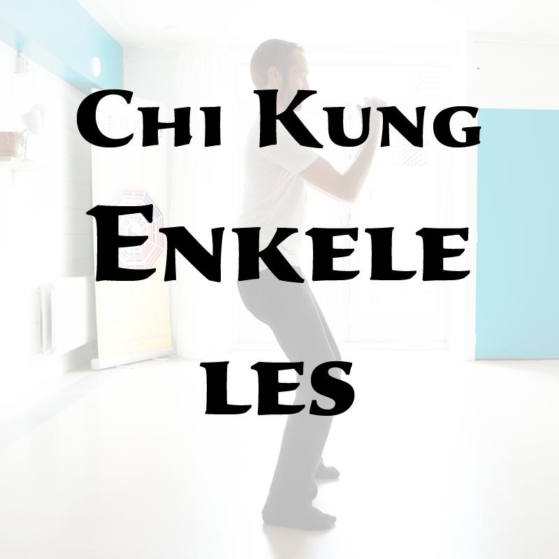 Chi Kung | Enkele les