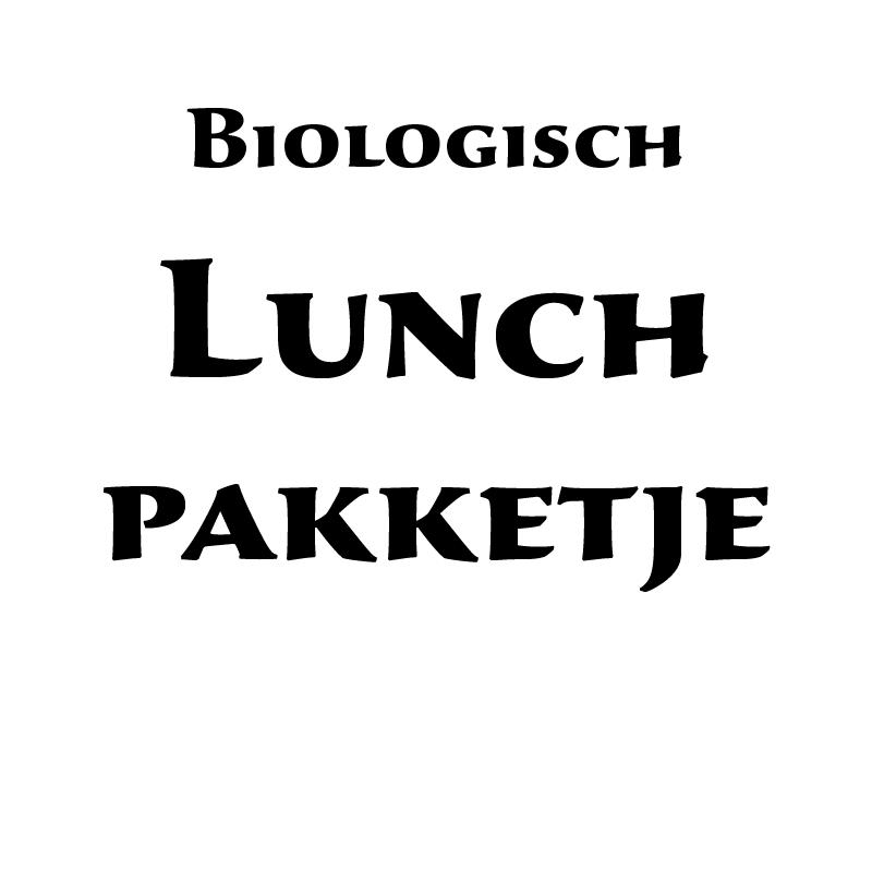 Biologisch lunchpakketje Introductiedag