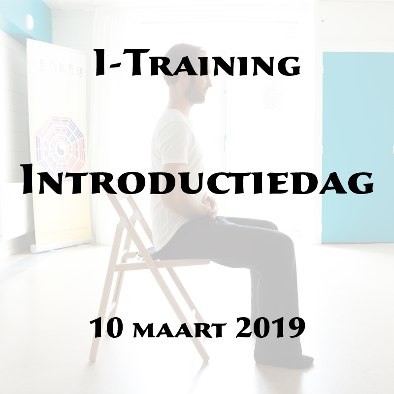 I-Training Introductiedag | zondag 10 maart