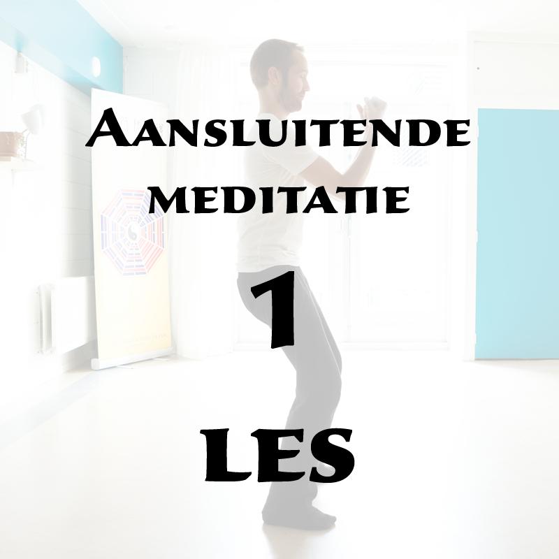 Aansluitende meditatie na Chi Kung